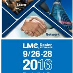 LMC Dealer Exchange - September 26 - 28, 2016
